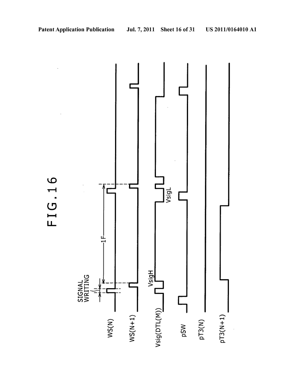 Display apparatus, light detection method and electronic apparatus - diagram, schematic, and image 17