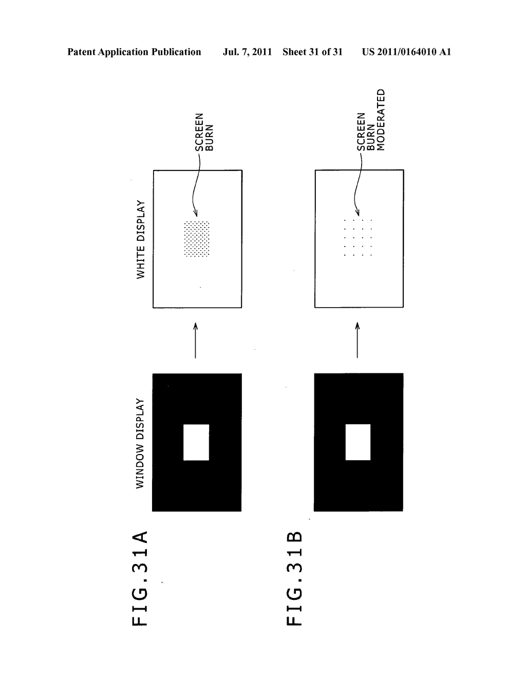 Display apparatus, light detection method and electronic apparatus - diagram, schematic, and image 32
