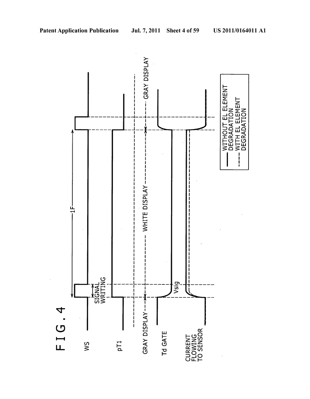 Display apparatus, light detection method and electronic apparatus - diagram, schematic, and image 05