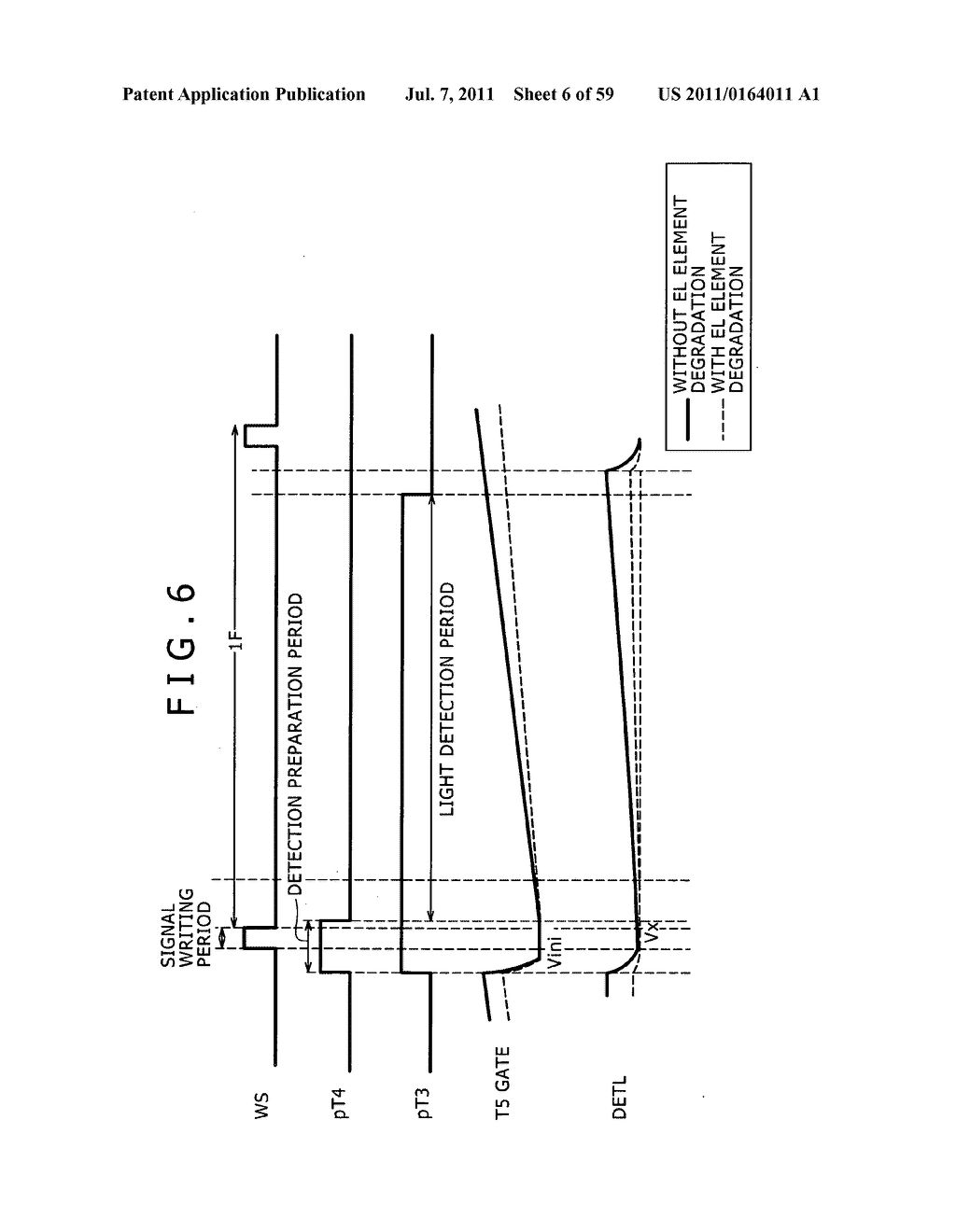 Display apparatus, light detection method and electronic apparatus - diagram, schematic, and image 07