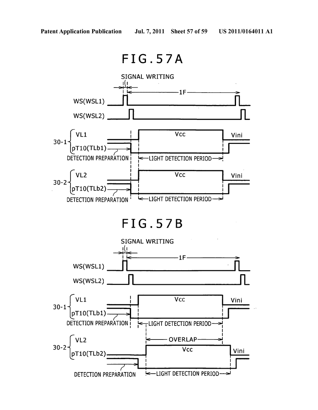 Display apparatus, light detection method and electronic apparatus - diagram, schematic, and image 58