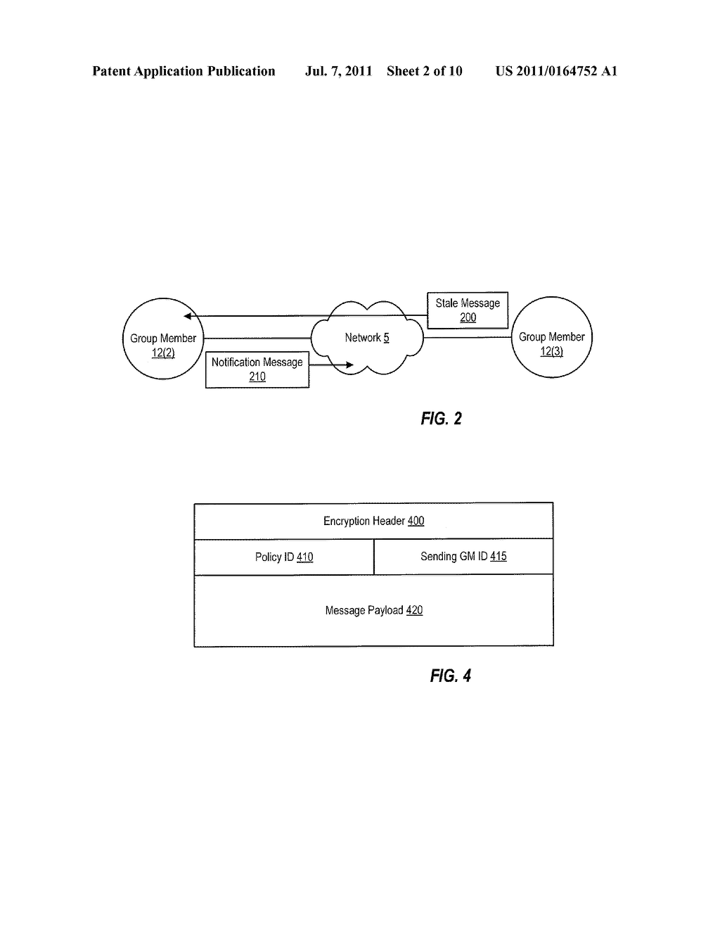 Detection of Stale Encryption Policy By Group Members - diagram, schematic, and image 03