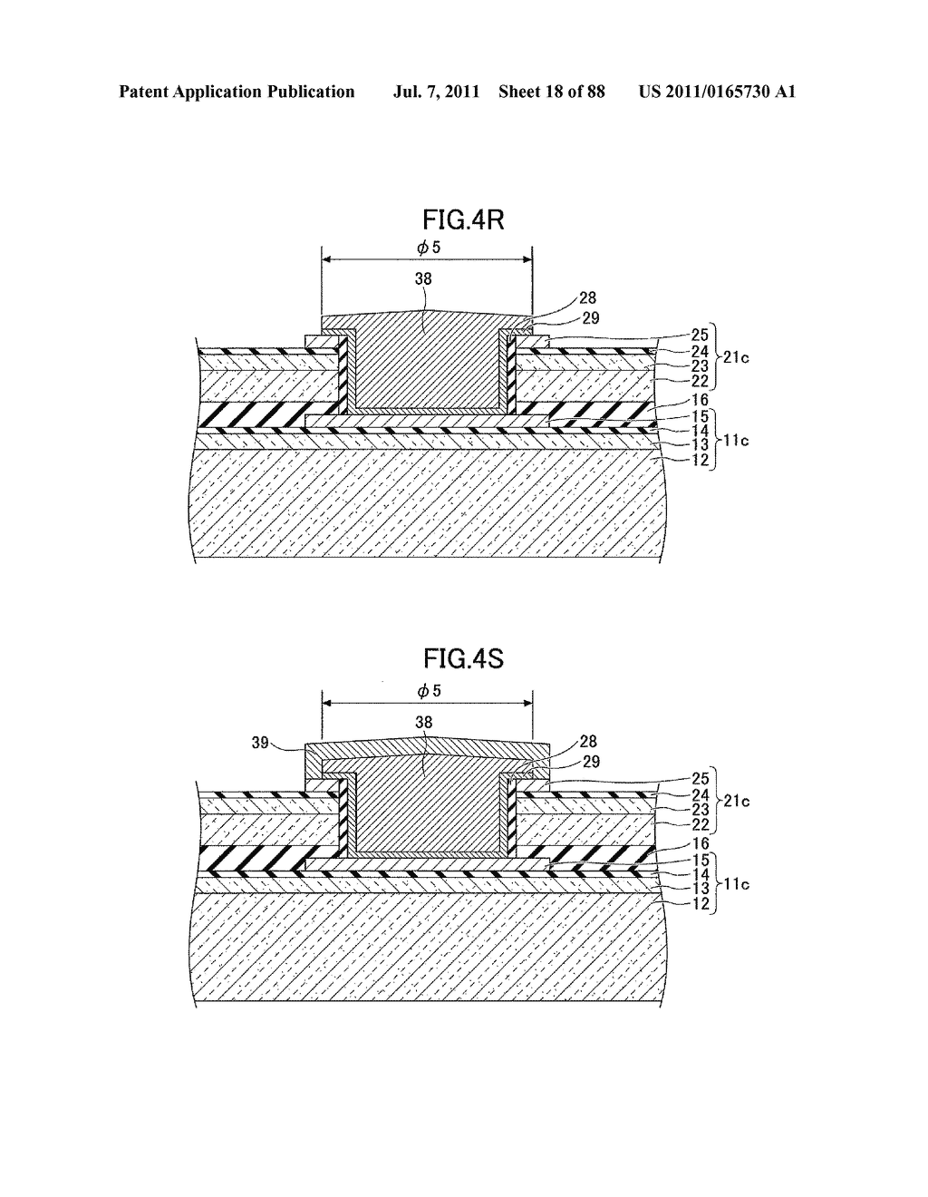 METHOD OF MANUFACTURING SEMICONDUCTOR DEVICE - diagram, schematic, and image 19