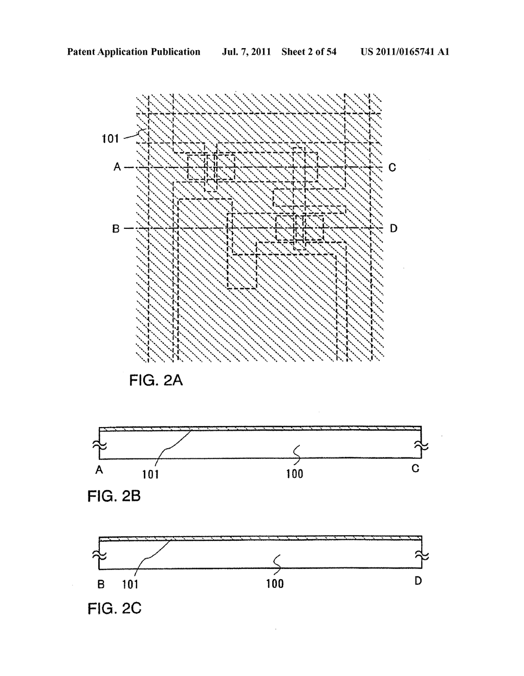 DISPLAY DEVICE, METHOD FOR MANUFACTURING THEREOF, AND TELEVISION DEVICE - diagram, schematic, and image 03