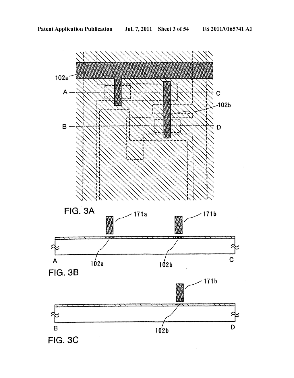 DISPLAY DEVICE, METHOD FOR MANUFACTURING THEREOF, AND TELEVISION DEVICE - diagram, schematic, and image 04