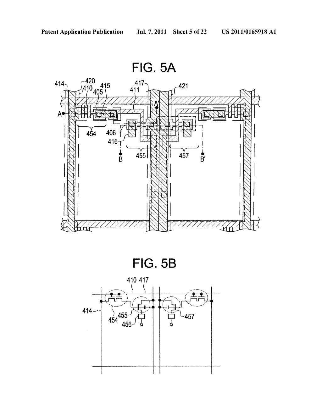 LIGHT-EMITTING DEVICE AND DISPLAY DEVICE - diagram, schematic, and image 06