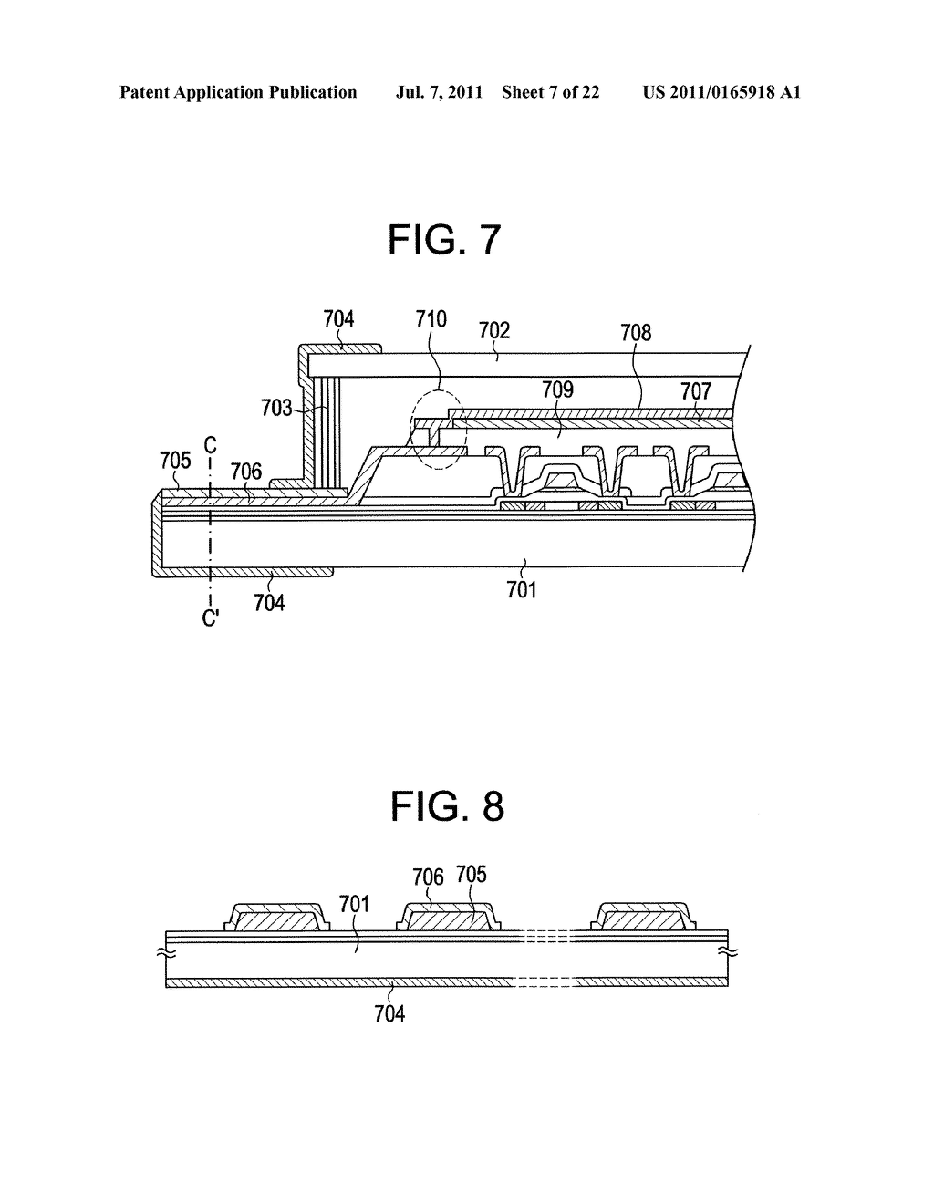 LIGHT-EMITTING DEVICE AND DISPLAY DEVICE - diagram, schematic, and image 08