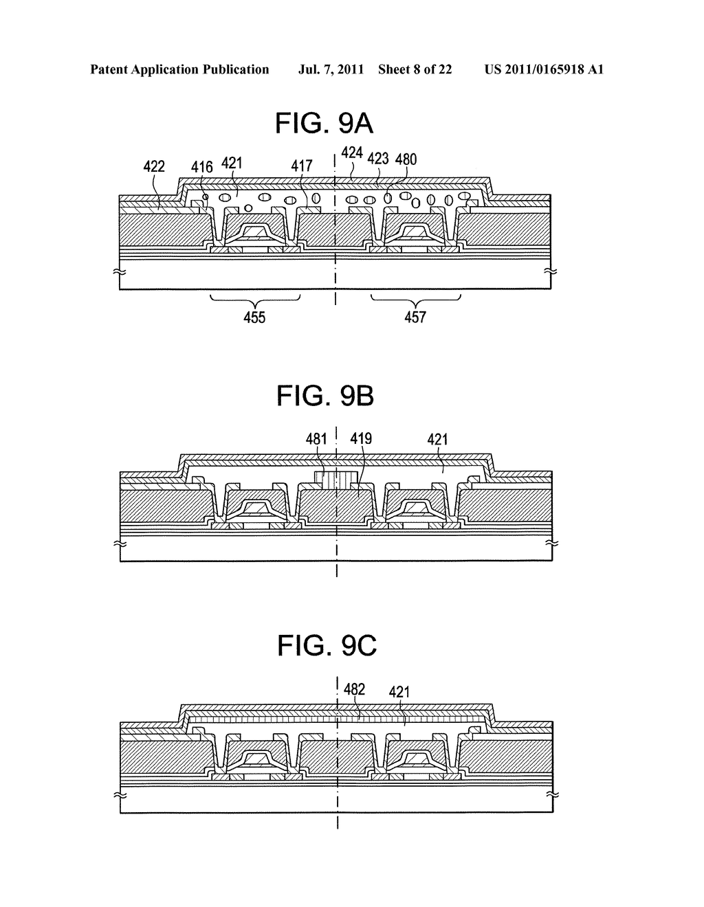 LIGHT-EMITTING DEVICE AND DISPLAY DEVICE - diagram, schematic, and image 09