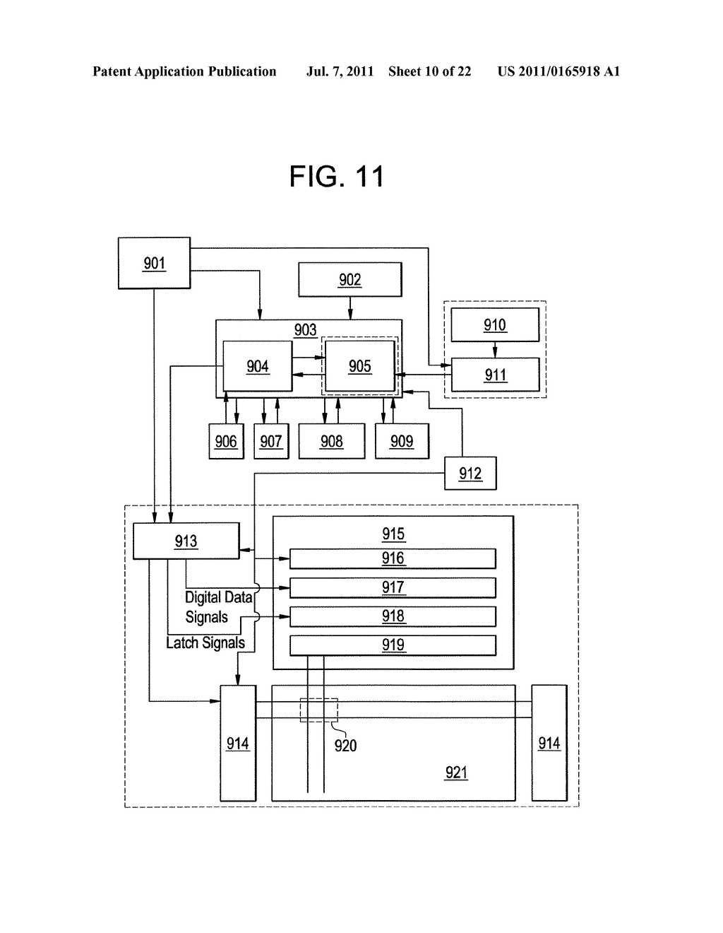 LIGHT-EMITTING DEVICE AND DISPLAY DEVICE - diagram, schematic, and image 11