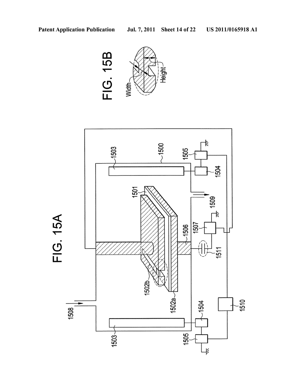 LIGHT-EMITTING DEVICE AND DISPLAY DEVICE - diagram, schematic, and image 15