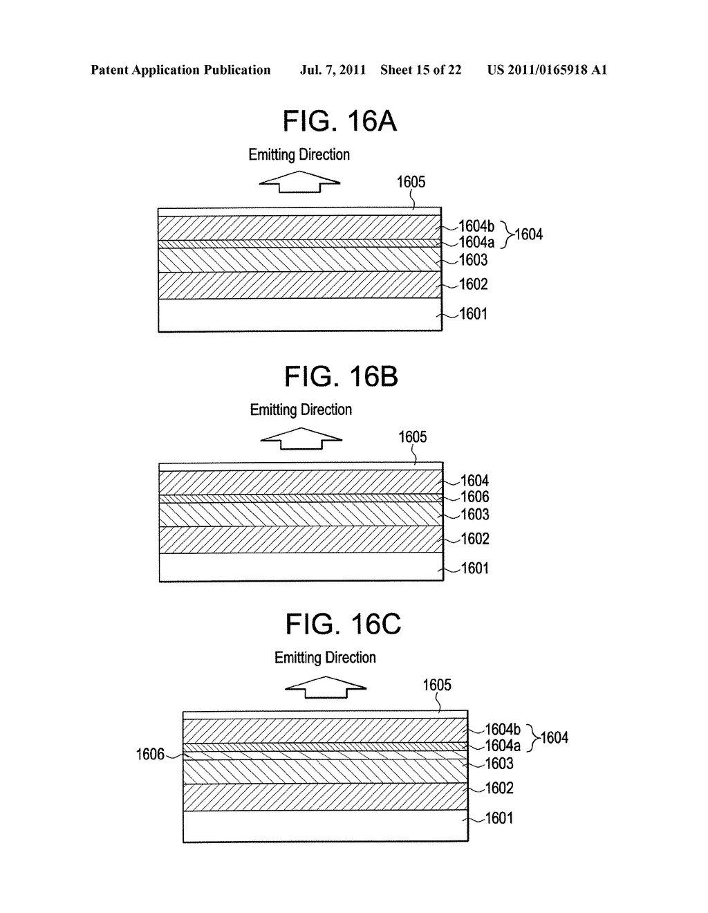 LIGHT-EMITTING DEVICE AND DISPLAY DEVICE - diagram, schematic, and image 16