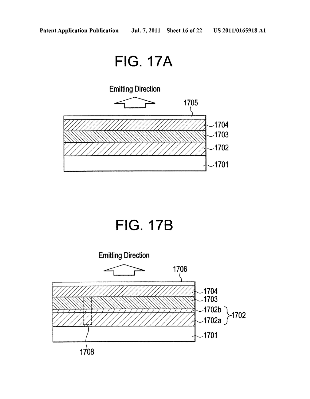 LIGHT-EMITTING DEVICE AND DISPLAY DEVICE - diagram, schematic, and image 17