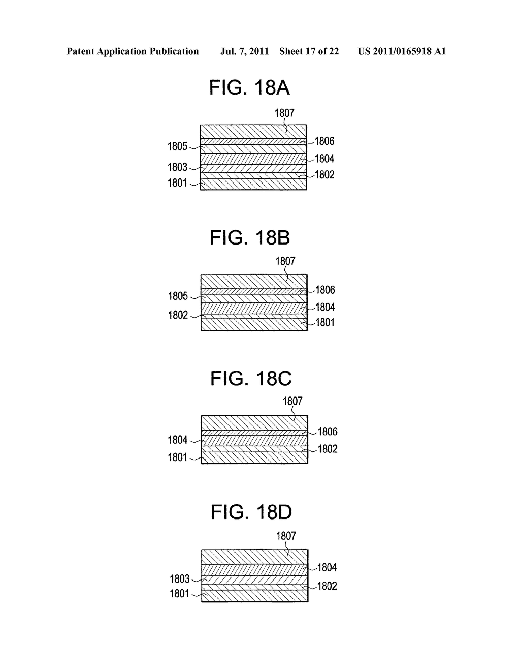 LIGHT-EMITTING DEVICE AND DISPLAY DEVICE - diagram, schematic, and image 18