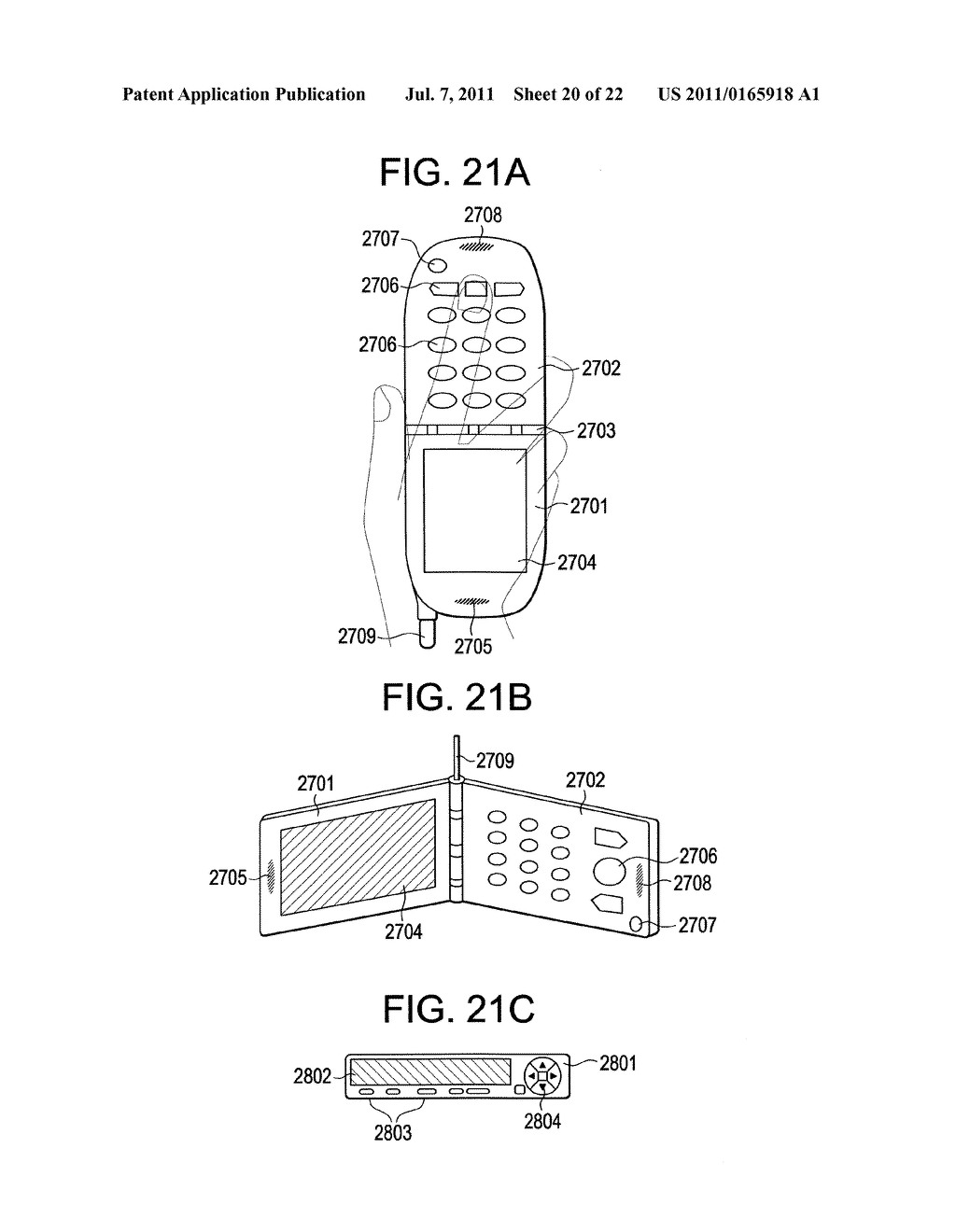 LIGHT-EMITTING DEVICE AND DISPLAY DEVICE - diagram, schematic, and image 21