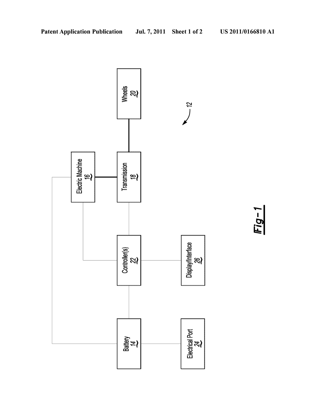 System And Method For Determining An Expected Vehicle Drive Range - diagram, schematic, and image 02