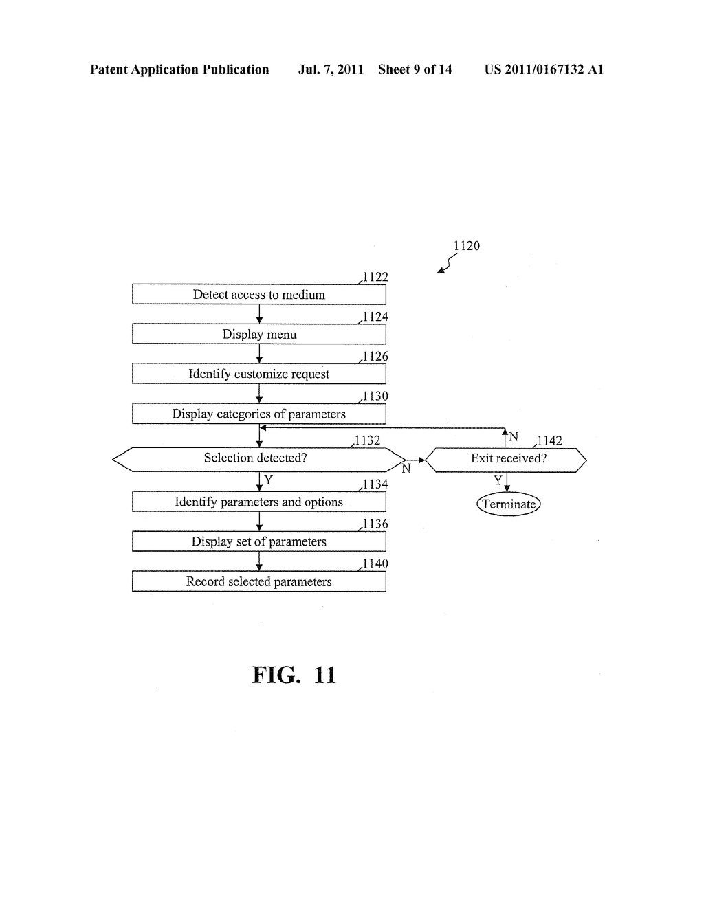 METHODS AND SYSTEMS FOR USE IN CUSTOMIZING DISPLAYED CONTENT ASSOCIATED     WITH A PORTABLE STORAGE MEDIUM - diagram, schematic, and image 10