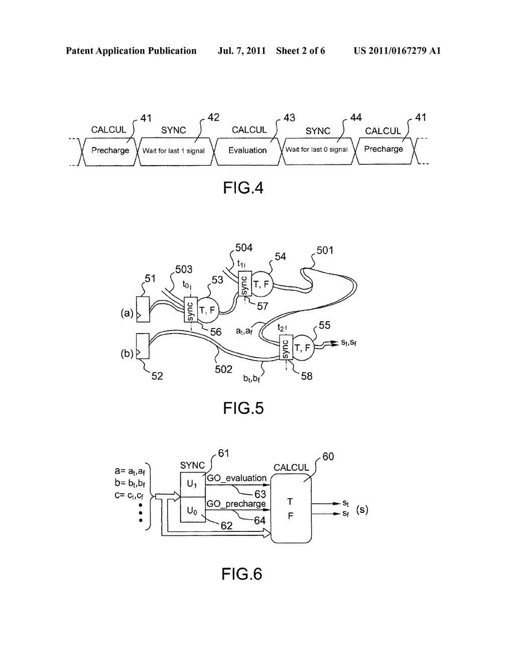 METHOD FOR PROTECTING A PROGRAMMABLE CRYPTOGRAPHY CIRCUIT, AND CIRCUIT     PROTECTED BY SAID METHOD - diagram, schematic, and image 03