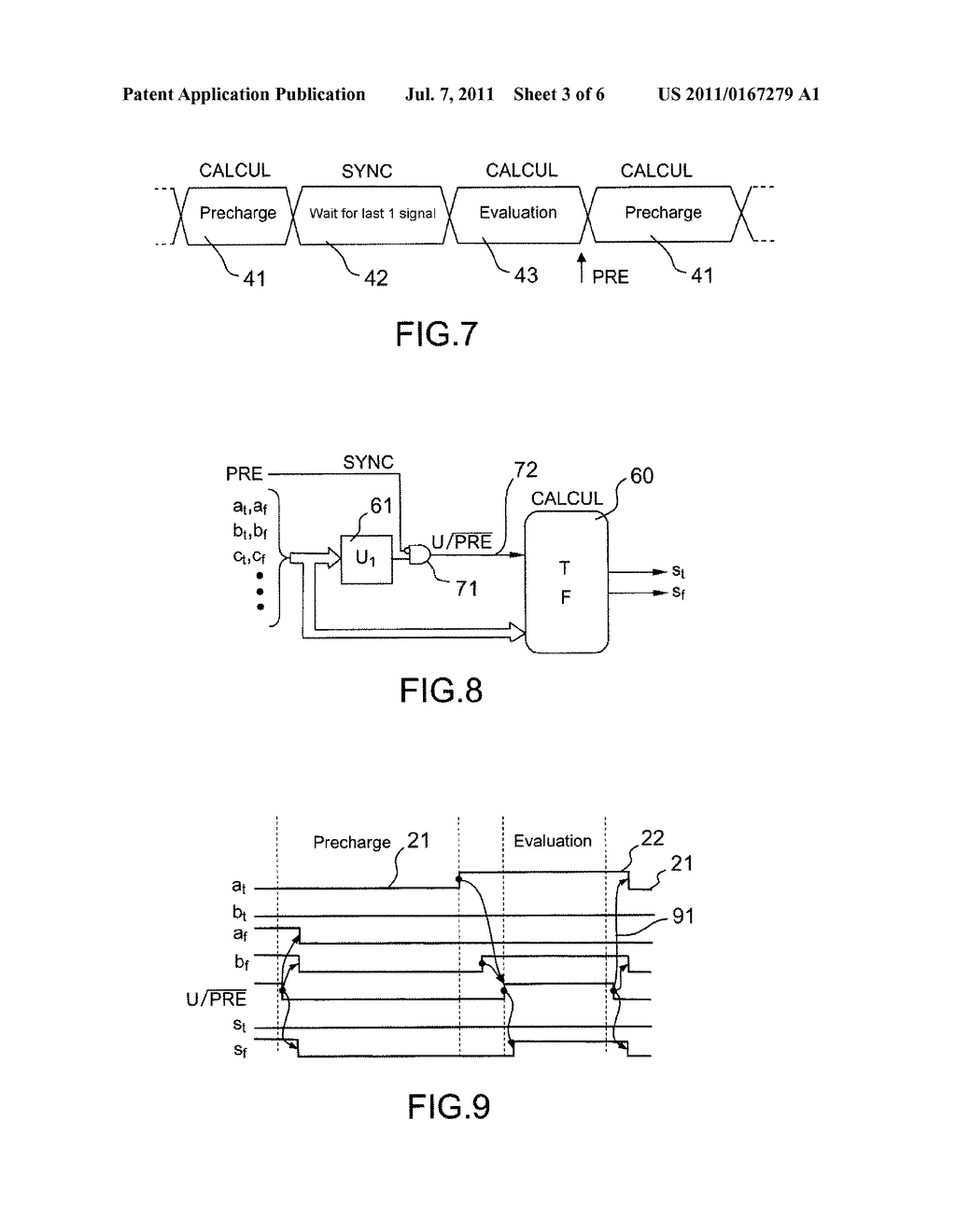 METHOD FOR PROTECTING A PROGRAMMABLE CRYPTOGRAPHY CIRCUIT, AND CIRCUIT     PROTECTED BY SAID METHOD - diagram, schematic, and image 04