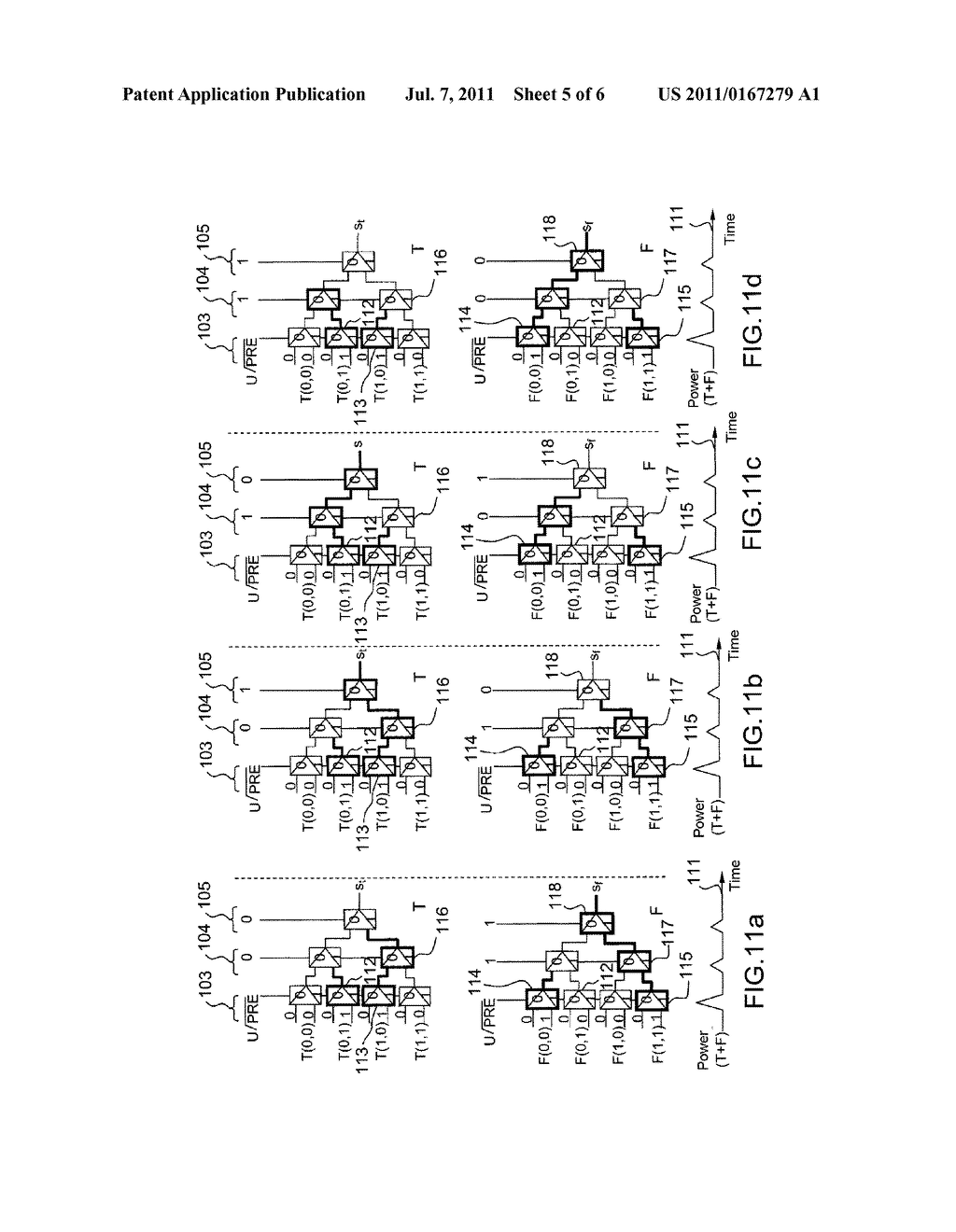 METHOD FOR PROTECTING A PROGRAMMABLE CRYPTOGRAPHY CIRCUIT, AND CIRCUIT     PROTECTED BY SAID METHOD - diagram, schematic, and image 06