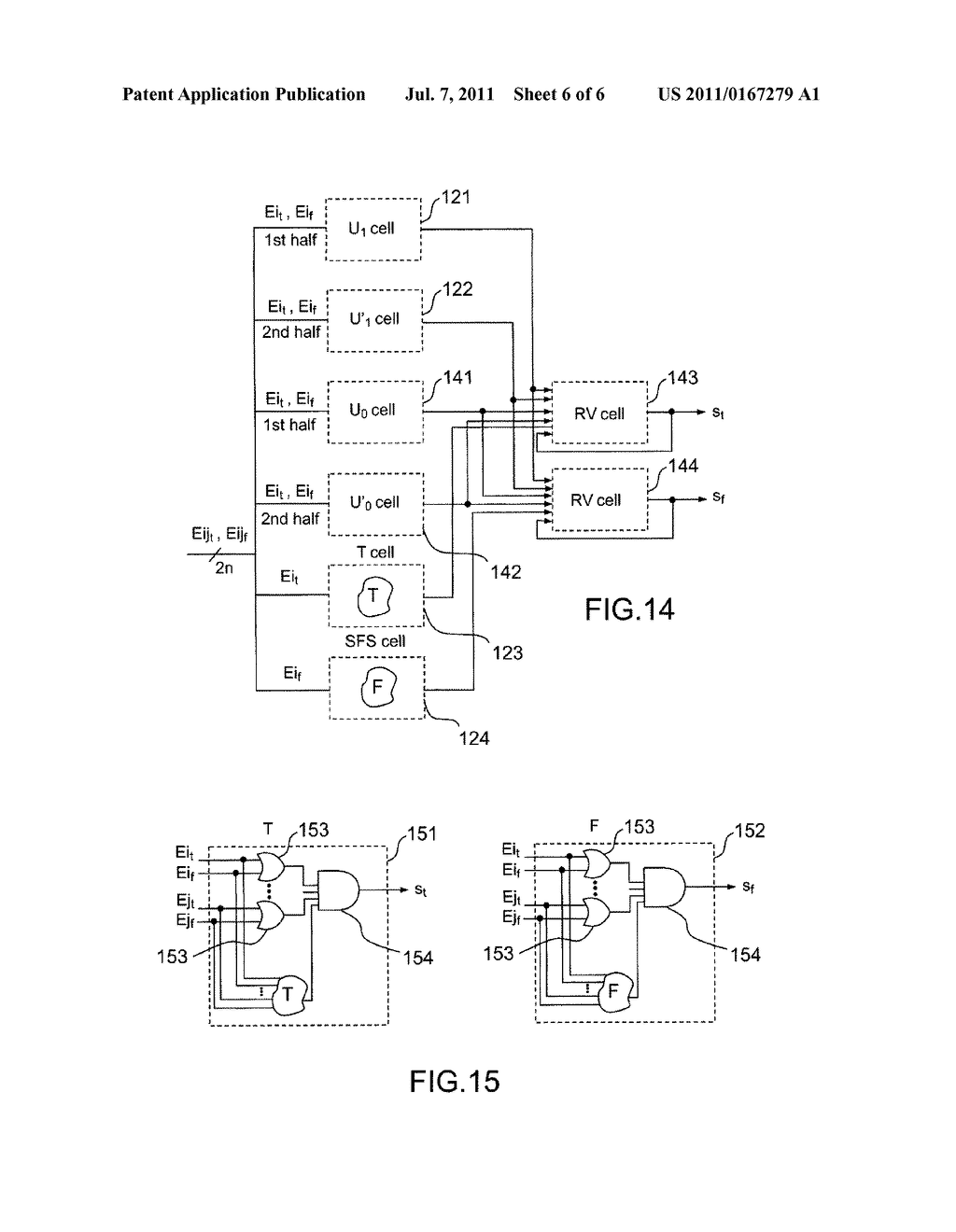 METHOD FOR PROTECTING A PROGRAMMABLE CRYPTOGRAPHY CIRCUIT, AND CIRCUIT     PROTECTED BY SAID METHOD - diagram, schematic, and image 07