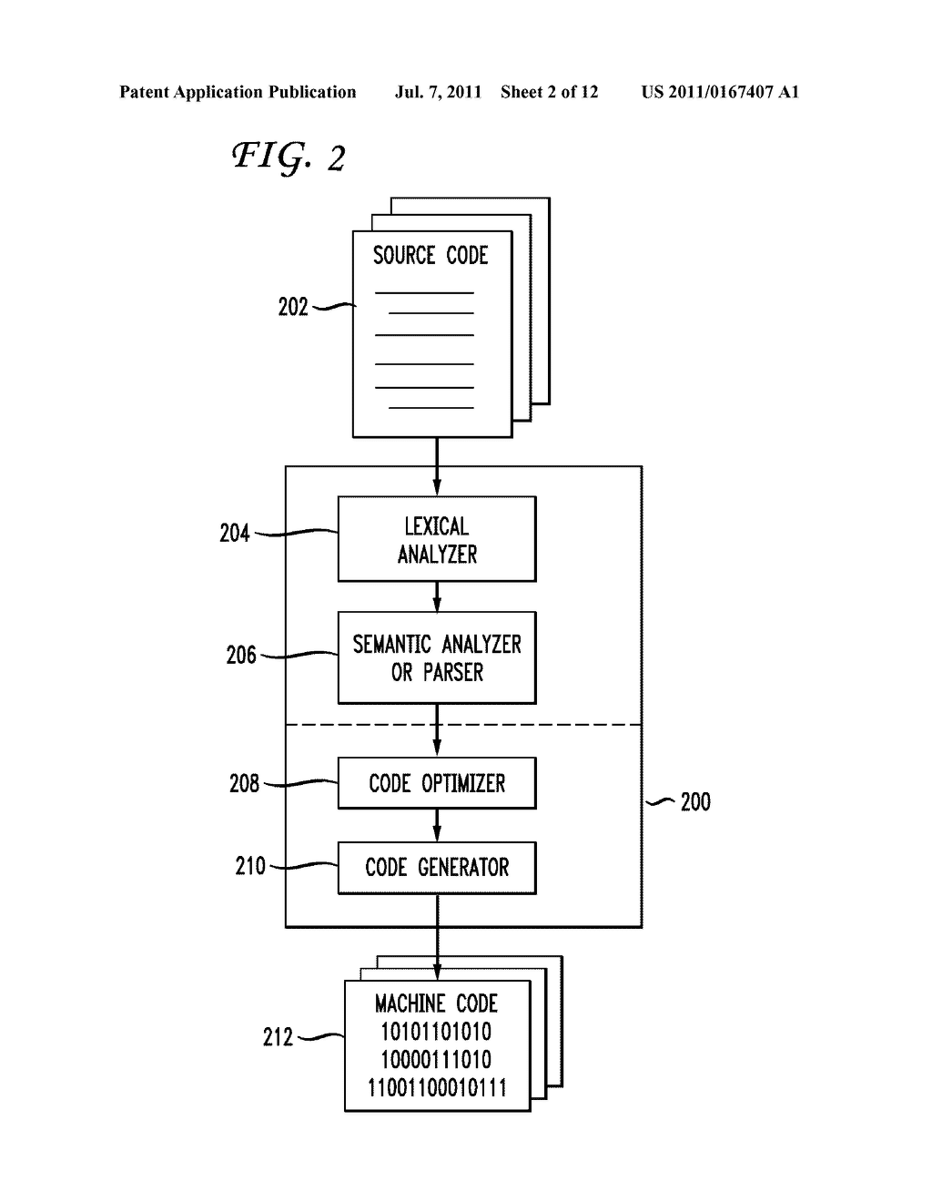 SYSTEM AND METHOD FOR SOFTWARE DATA REFERENCE OBFUSCATION - diagram, schematic, and image 03