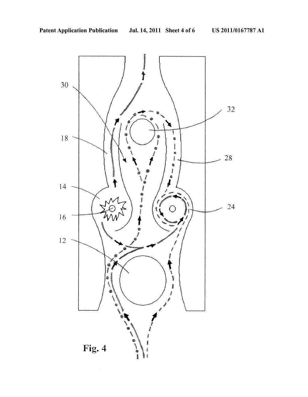 afterburner turbofan engine schematic diagram