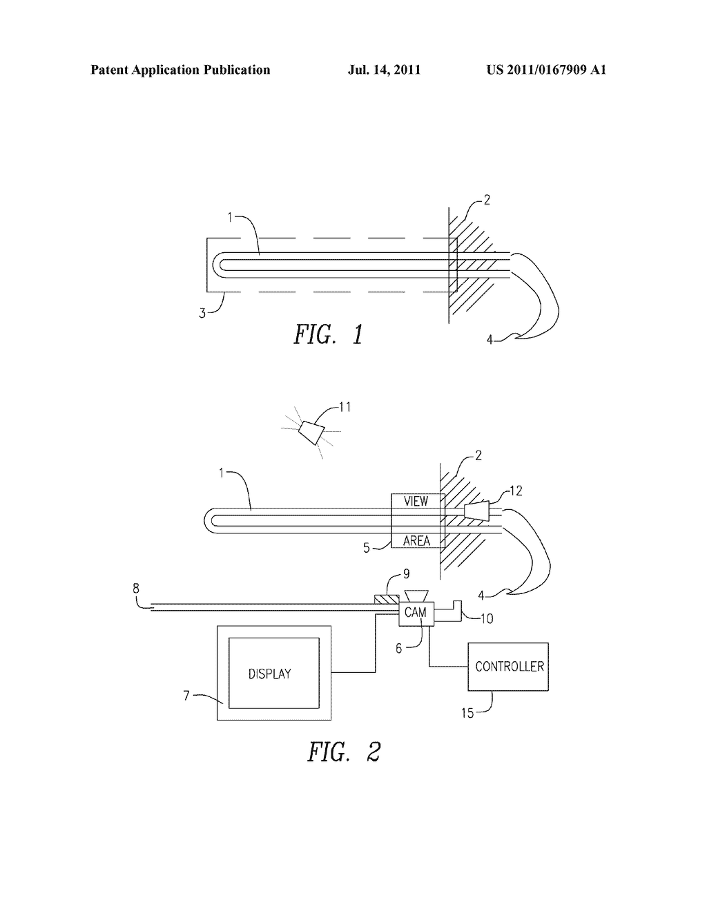 System and Method for Measurement Using a Visual Recorder - diagram, schematic, and image 02