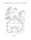 FREE-CONVECTION, PASSIVE, SOLAR-COLLECTION, CONTROL APPARATUS AND METHOD diagram and image