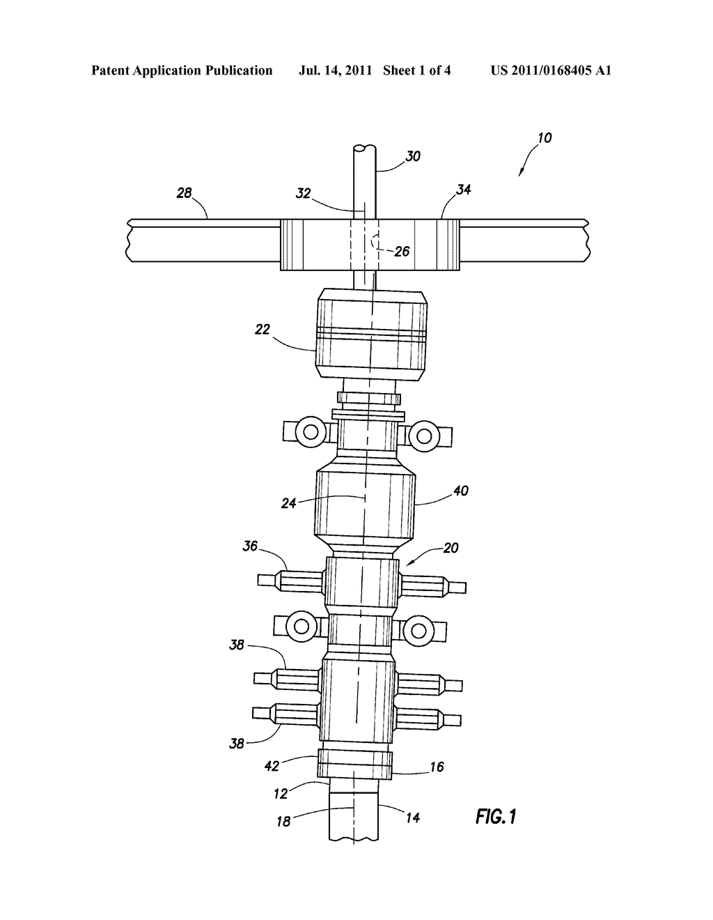 ALIGNMENT OF BOP STACK TO FACILITATE USE OF A ROTATING CONTROL