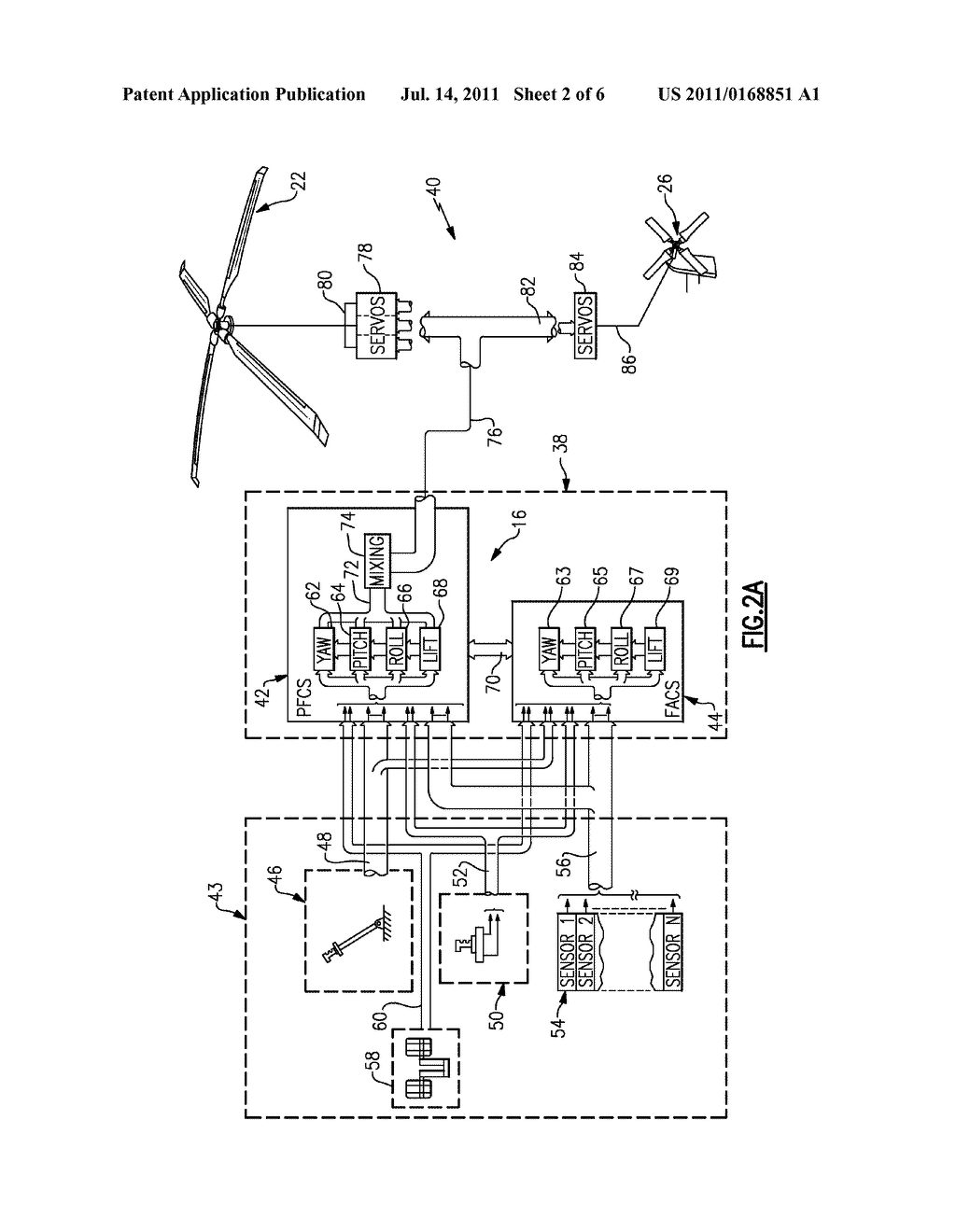 AUTOMATIC TRIM SYSTEM FOR FLY-BY-WIRE AIRCRAFT WITH UNIQUE TRIM ...