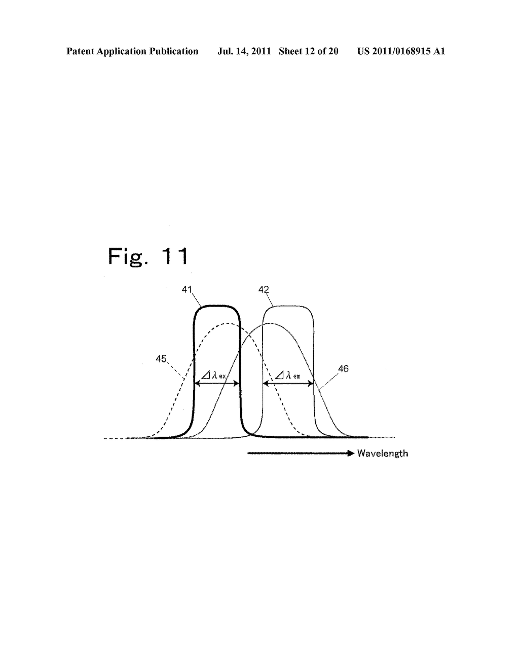 Fluorescence Imaging Apparatus and Method for Detecting Fluorescent Image - diagram, schematic, and image 13