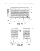 STRUCTURE AND PRODUCTION PROCESS OF A MICROELECTRONIC 3D MEMORY DEVICE OF     FLASH NAND TYPE diagram and image