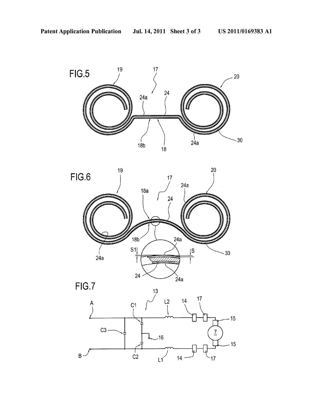 motor brush plate diagram
