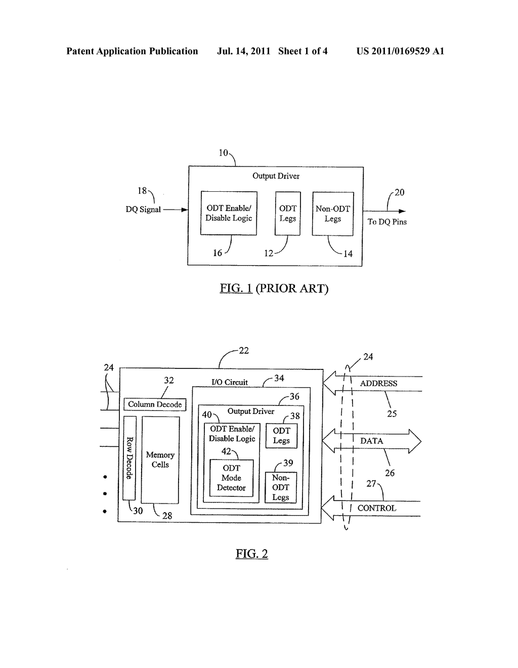 METHOD AND APPARATUS FOR SELECTING AN OPERATING MODE BASED ON A     DETERMINATION OF THE AVAILABILITY OF INTERNAL CLOCK SIGNALS - diagram, schematic, and image 02