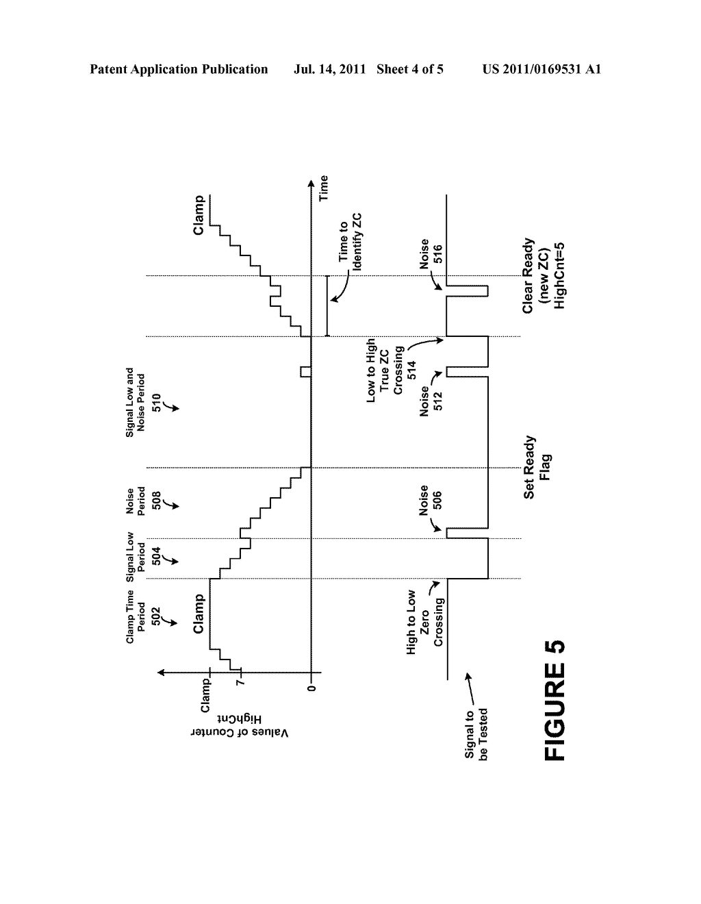 Methods and Systems for Detection of Zero Crossings in a Signal - diagram, schematic, and image 05