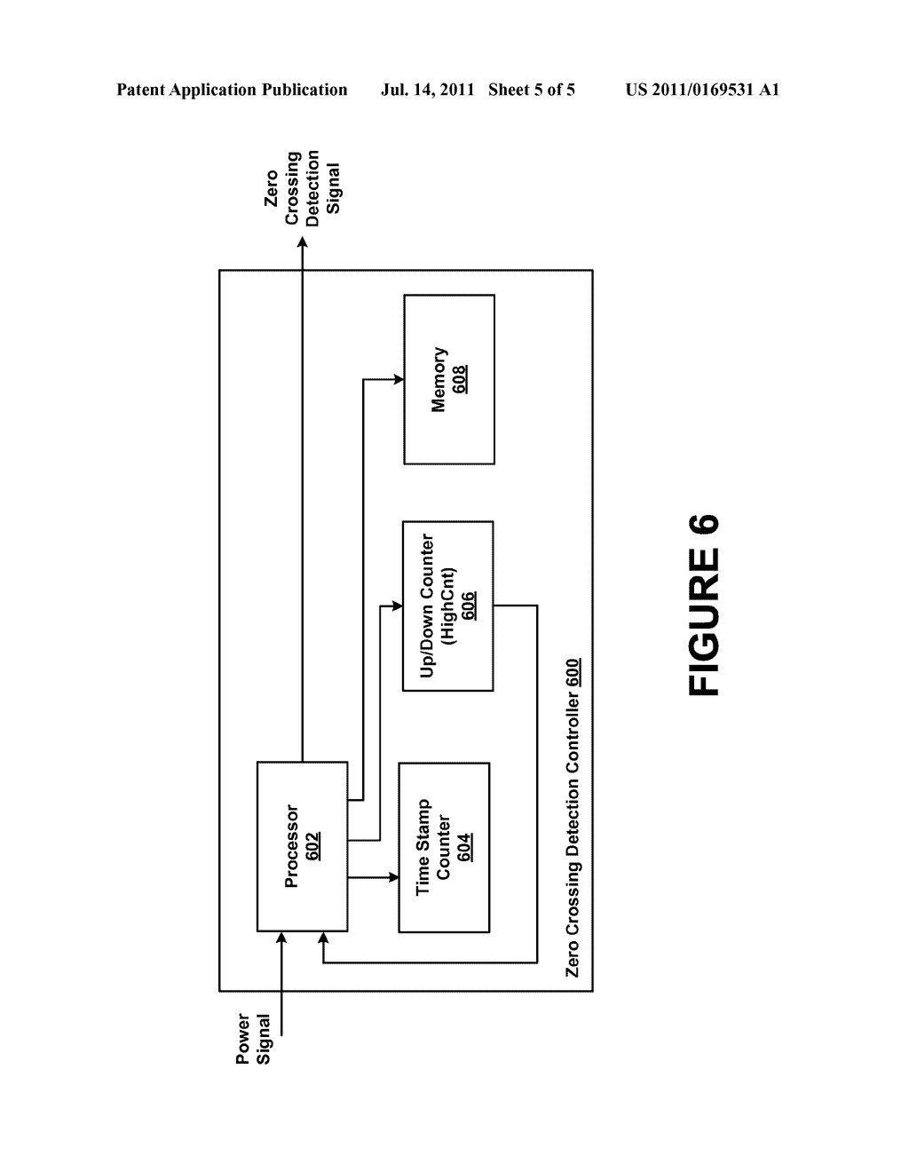 Methods and Systems for Detection of Zero Crossings in a Signal - diagram, schematic, and image 06