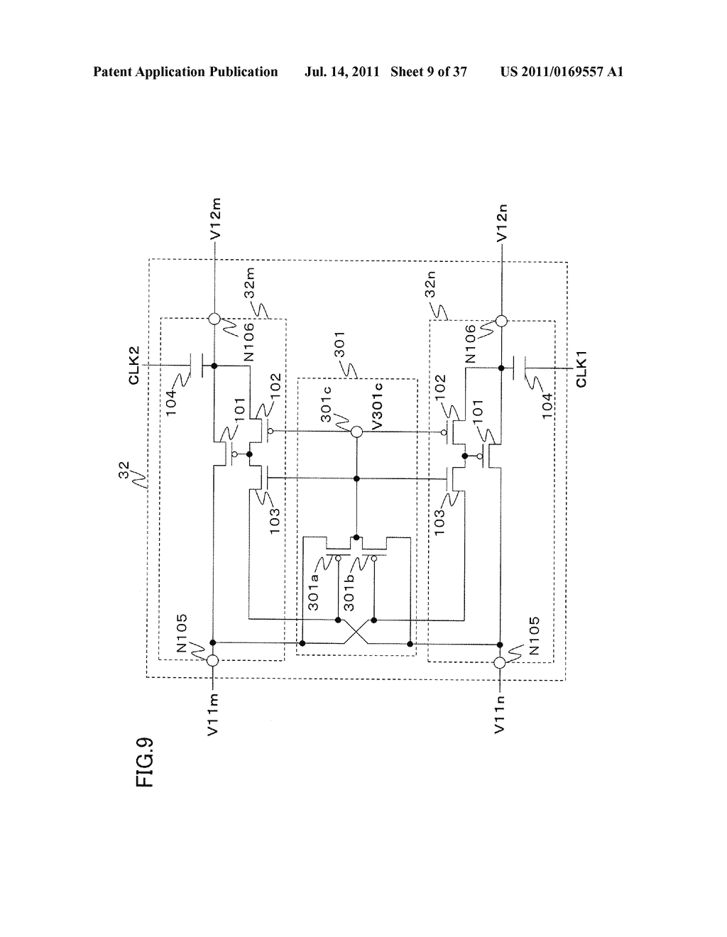 CHARGE PUMP CIRCUIT - diagram, schematic, and image 10