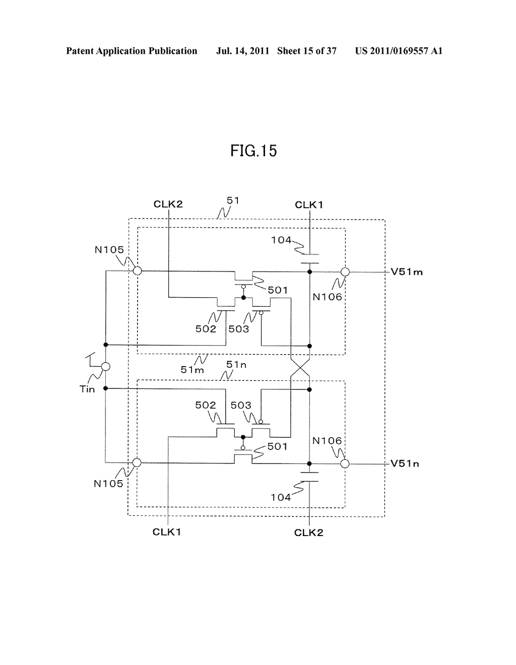 CHARGE PUMP CIRCUIT - diagram, schematic, and image 16