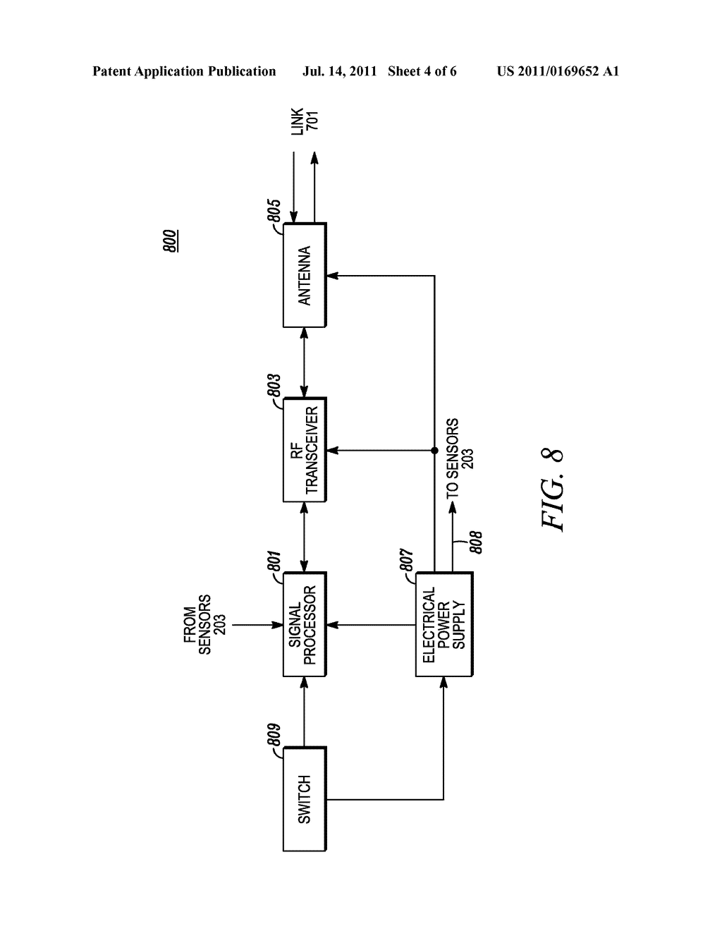 EQUIPMENT AND METHOD FOR CONTROLLING A WIRELESS COMMUNICATION TERMINAL - diagram, schematic, and image 05