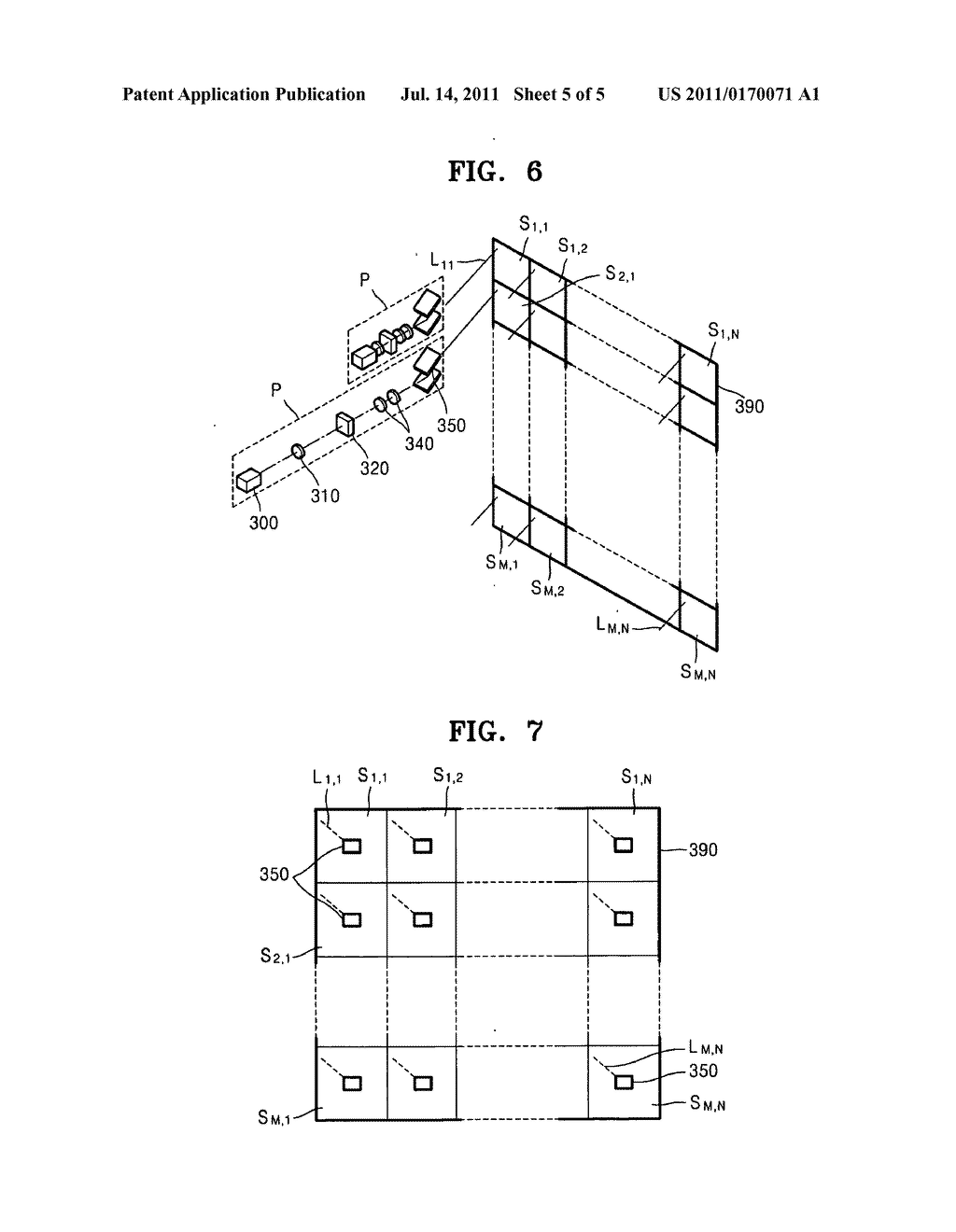 Laser display device - diagram, schematic, and image 06