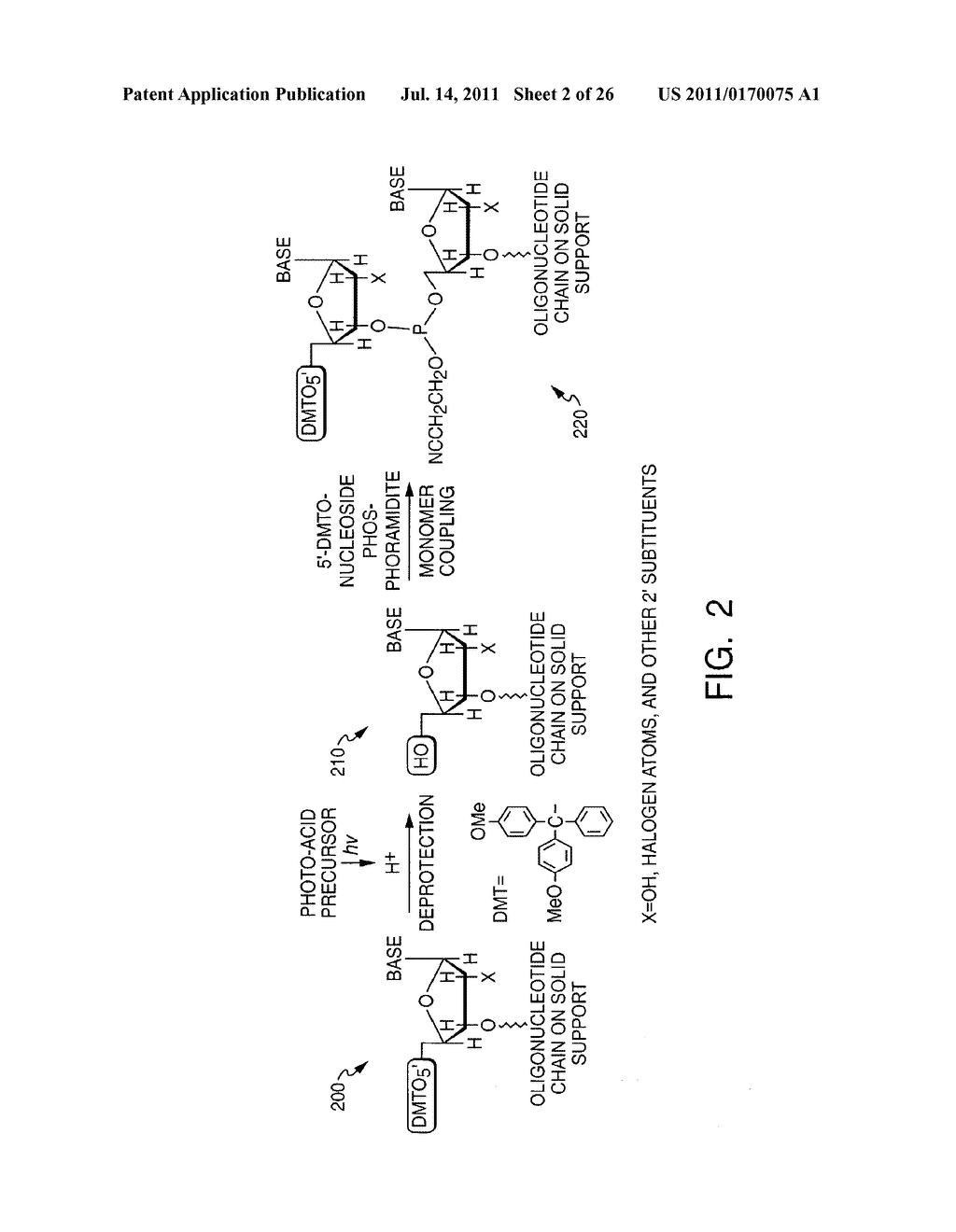 DEVICE FOR CHEMICAL AND BIOCHEMICAL REACTIONS USING PHOTO-GENERATED     REAGENTS - diagram, schematic, and image 03