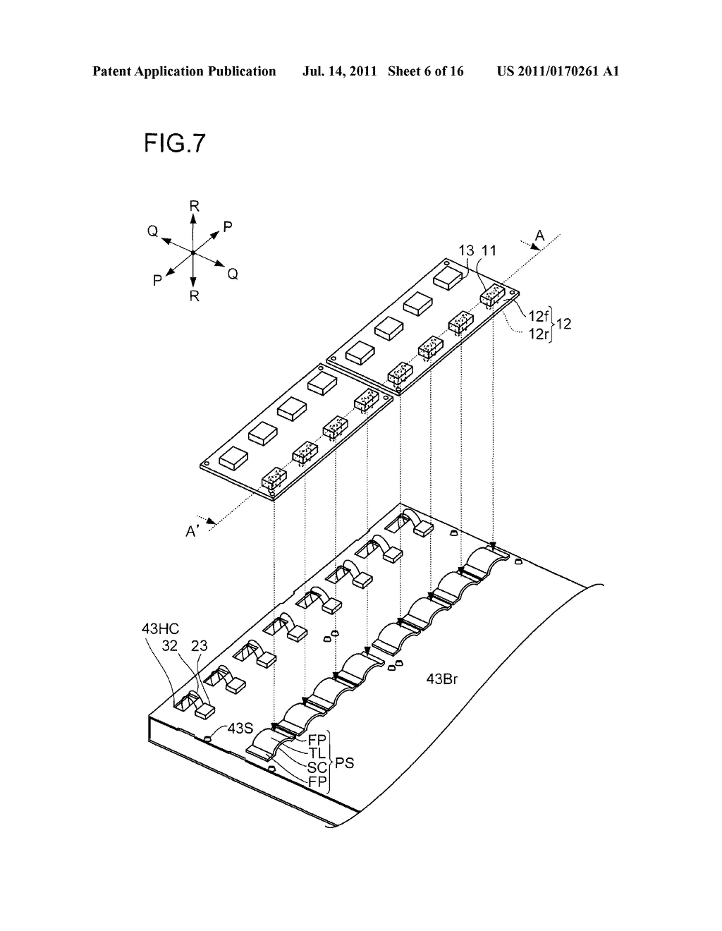 ELECTRONIC APPARATUS, ILLUMINATING DEVICE, DISPLAY DEVICE AND TELEVISION     RECEIVER - diagram, schematic, and image 07