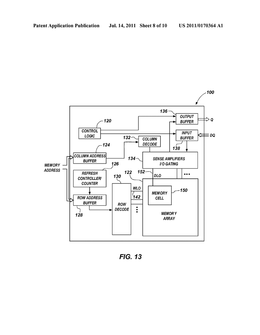 CAPACITOR-LESS MEMORY CELL, DEVICE, SYSTEM AND METHOD OF MAKING SAME - diagram, schematic, and image 09