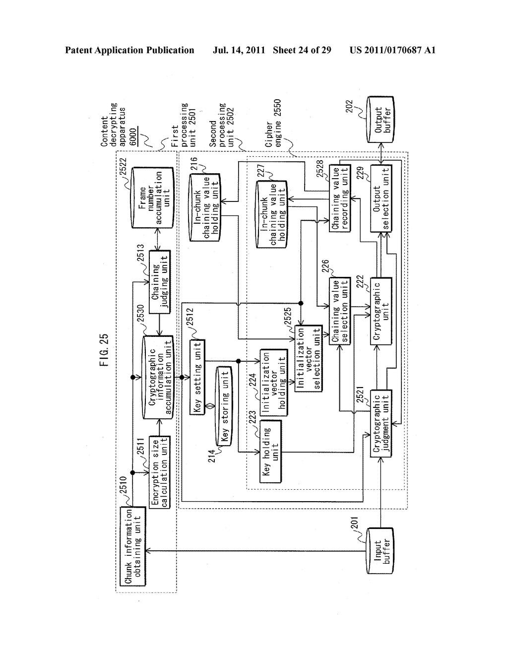 CONTENT DECODING APPARATUS, CONTENT DECODING METHOD AND INTEGRATED CIRCUIT - diagram, schematic, and image 25