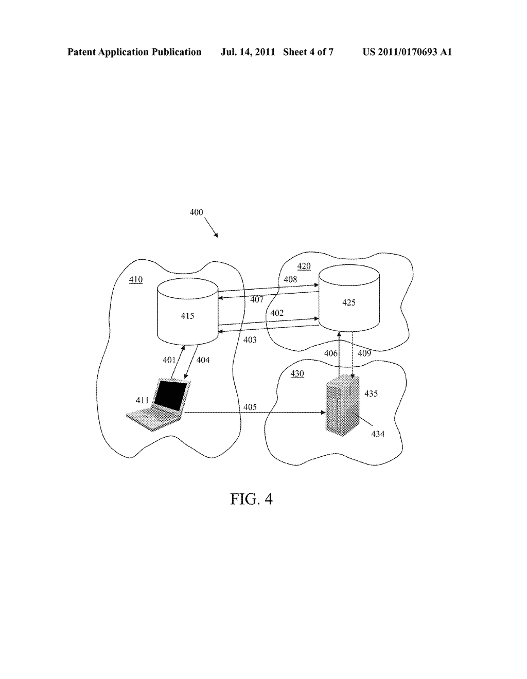STATELESS METHOD AND SYSTEM FOR PROVIDING LOCATION INFORMATION OF TARGET     DEVICE - diagram, schematic, and image 05