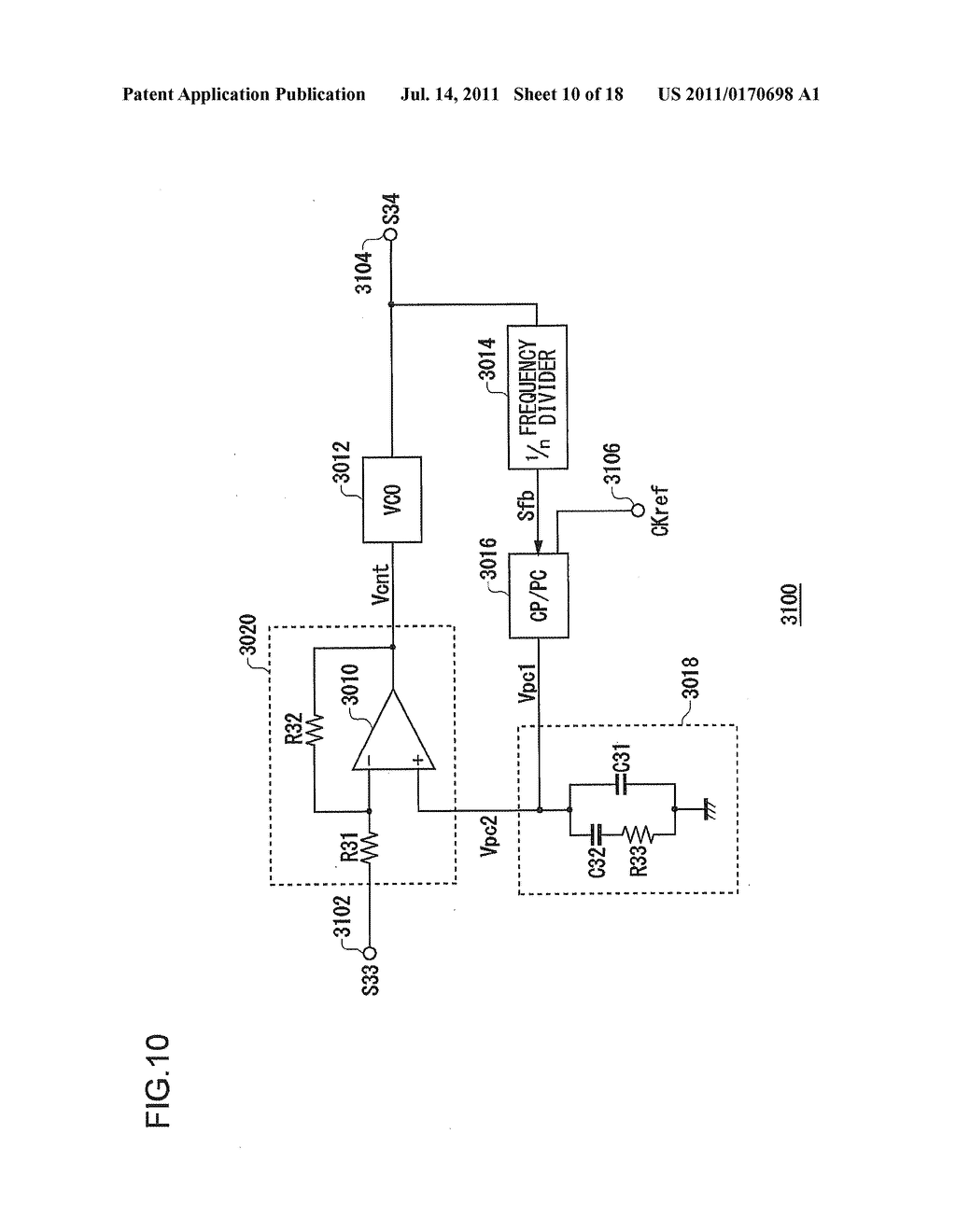 FREQUENCY MODULATOR AND FM TRANSMISSION CIRCUIT USING THE SAME - diagram, schematic, and image 11