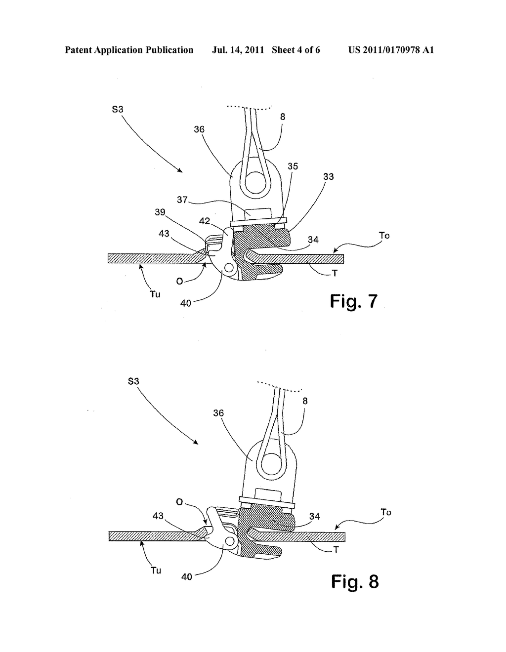 Load Securing Element and System for Securing a Load - diagram, schematic, and image 05