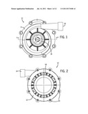 Magnetic Drive Pump Assembly with Integrated Motor diagram and image