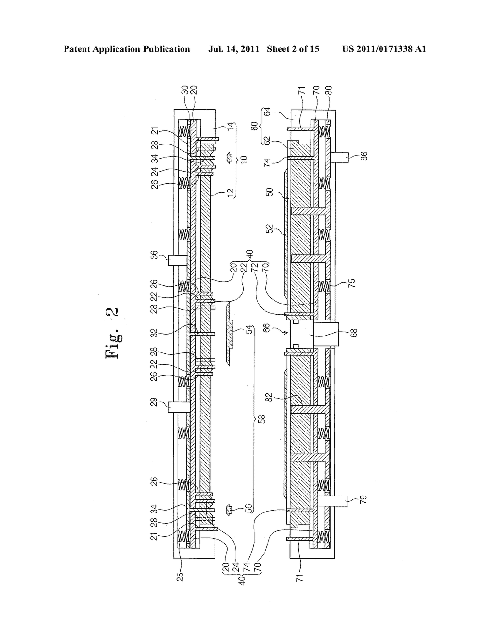 APPARATUS AND METHOD FOR MOLDING COMPOUND - diagram, schematic, and image 03