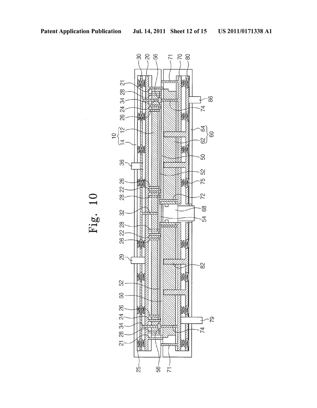 APPARATUS AND METHOD FOR MOLDING COMPOUND - diagram, schematic, and image 13